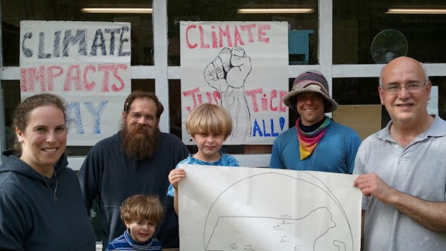Climate Impacts Day Rally